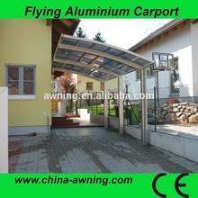 hot sale outdoor dome frame carport ,aluminum pergola carport , carport shade