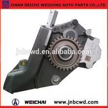 Weichai engine parts lubrication system oil pump widen oil pump