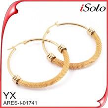 Jewelry miami gold earrings new model 2015 jewelry earrings