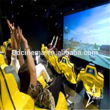 Luxurious Digital Hydraulic/Electric Auto 5d Cinema on sale
