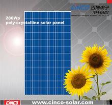 Solar Panel, 280watts solar panel price