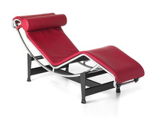 leather le corbusier lc4 chaise lounge/pony leather chaise lounge LC4/grant le corbusier chaise lounge