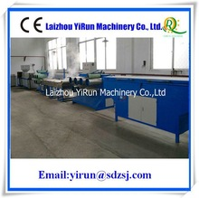 Automatic Film Twine Rope Extrusion Line Plastic PP Flat Yarn Extruder