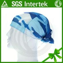 beautiful Beach Functional Bandana Hat with your design