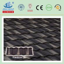 kerala spanish style bule aluminium terracotta metal roof tiles