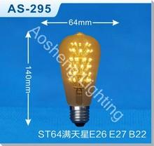 ST64 LED Filament Lamp AS-295