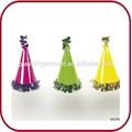 Pgac- 0052 bon marché de noël artisanat en papier chapeaux de fête d'anniversaire