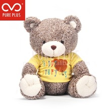There is no better friend than a teddy bear.custom plush toy
