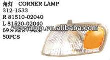 Toyota Corolla 98'-01' U.S.A Corner Lamp