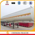 De combustible, Aceite, Diesel de transporte gratuito 3 eje 40000l cisterna semirremolque remolque