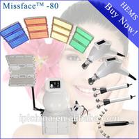 beauty facial pdt skin whitening rf galvanic facial salon machine