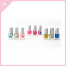 private label nail polish french salon set nail polish