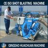 EE&ISO Ship deck shot blasting machine/shot blaster for Ship deck cleaning