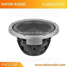 pioneer 12 inch dual coil car audio subwoofer, car subwofer, subwoofer