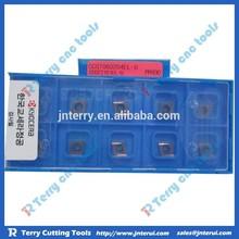 Kyocera Tungsten Carbide Tools Inserts with Various Models CCGT060204EL-U PR930