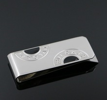 professional stainless steel money clip jewelry