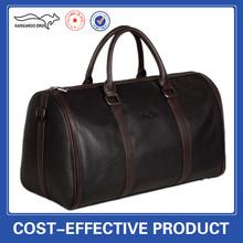 Leather Custom Duffle Bags For Men