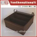 Divisores 3 multifunción de venta al por mayor de color marrón/3 capas no tejidas caja de almacenamiento de ropa interior