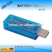 Mini USB Power Current and Voltage Tester Detector Test car battery volt meter