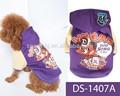 Groß-mode-design billige haustier hund wintermäntel