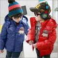 ฤดูหนาวพิเศษ2014ฤดูใบไม้ร่วงและฤดูหนาวใหม่เสื้อผ้าเกาหลีเด็กสาวเด็กเสื้อผ้าฝ้ายเบาะwt-0858