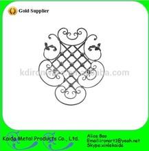 ornamental wrought iron product iron gate rosettes wholesale