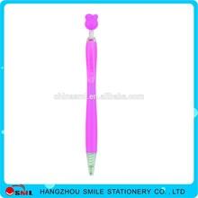 bulk buy from china promotion plastic cartoon ballpen