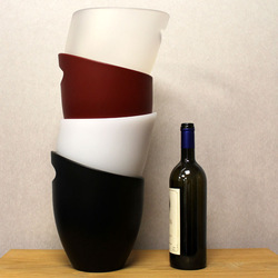 Wine gifts food grade ice bucket for beer promotion