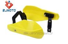 ZJ-05YE Yellow Motorcross ATVs Dirt Bike Motorcycle Handschut Hand Protector Fit For YFZ450 Raptor YZ250F WR250F YZ450F YZ250 YZ