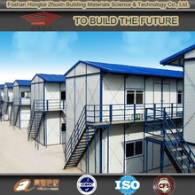 alibaba Real Estate safe and durable Prefabricated homes