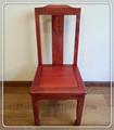 antigo em madeira maciça projetos da cadeira para sala de jantar