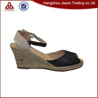 Best price superior quality women wedges shoes