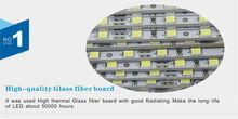 2015 China supplier 2835 aluminum backlight led lights