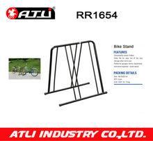 Atli Floor-mounted Bicycle Storage Rack Stand For 4 Bike