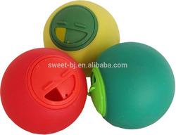 Wholesale Factory Dog Food Dispensing Balls Dog Toy
