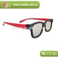Xpand 3d glasses real d 3d glasses 3d converter with polarized glasses