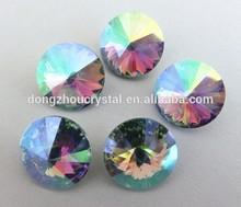 12mm Crystal Rhinestone Garment Accessories