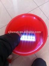 Solar LED Delineator light 2000mm long 6 big Flashing or Steady LED