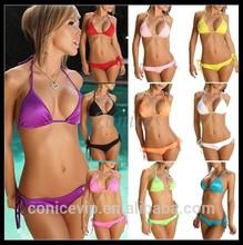 2015 sexy girl micro bikini swimwear models for wholesale