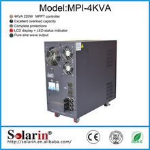 independent intelligent pure sine wave power inverter 12v 220v