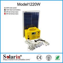 Low Price transportable solar system