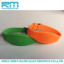 Best quality hot-sale smart card rfid wristband