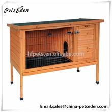 Wholesale Pet Cage Cheap Wooden Indoor Rabbit Hutch