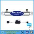 la fábrica de china de agua uv sistema de filtro para el hogar