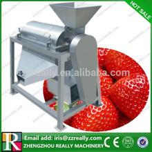 Mango waxberry peach fruit beater crushing blending machine