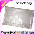 YASON reusable plastic bag transparent popcorn plastic bag plastic bags for vegetable