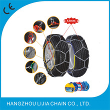 snow chain pitch 9.525mm for sleigh cars