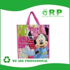 MInne non woven promotional tote bags