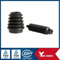 Round NBR Ferrule Caps / EPDM Rubber Pipe Lid / Rubber Pipe Sleeve