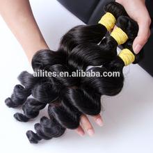 100% virgin remy hair,KBL wholesale grade 7a virgin hair